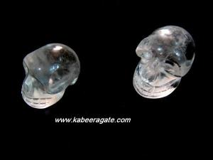 Crystal Quartz Skulls Wholesale