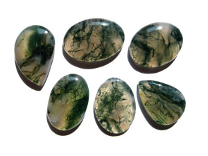 Moss Agate Stone Suppliers India