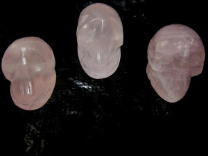 Rose Quartz Skulls Wholesale