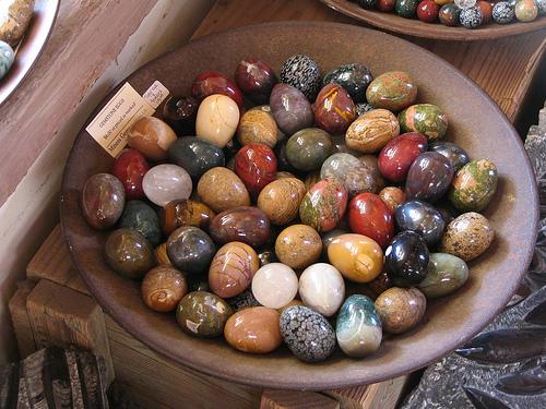 Wholesale Gemstone Eggs