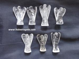 crystal quartz angel for sale
