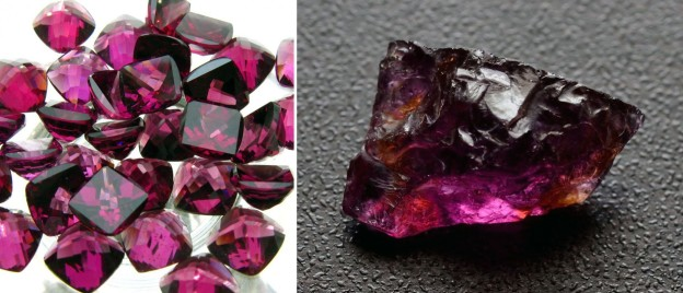 RHODOLITE Stone Meaning