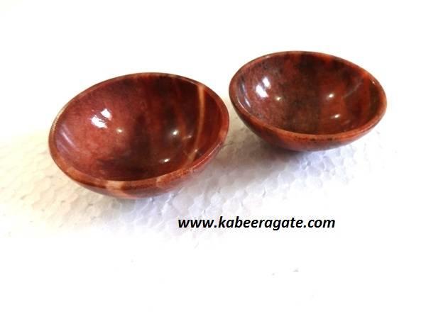 Peach Aventurine Bowls (2inch)