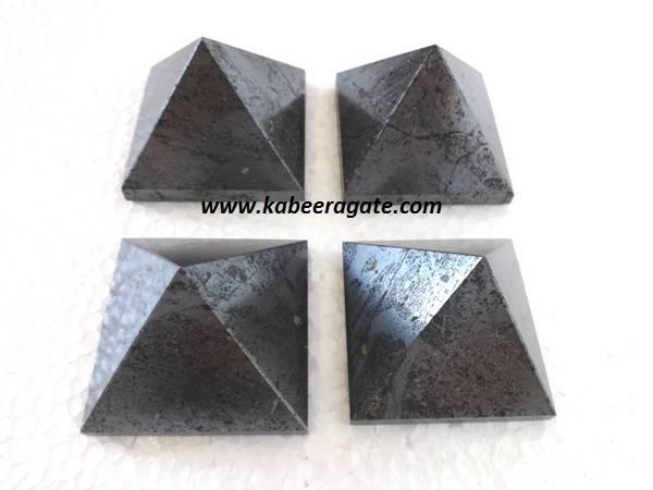 Hematite Pyramids