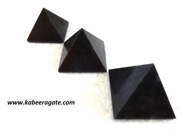 Blue Aventurine Pyramids