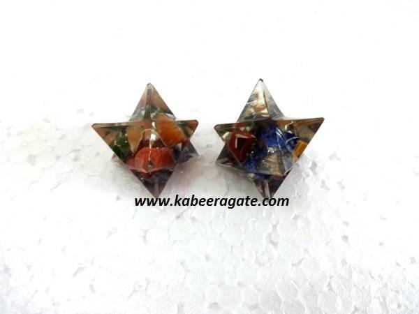 Orgone Merkaba Star