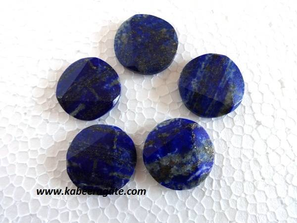 Lapiz Lazuli Star Tetrahedron