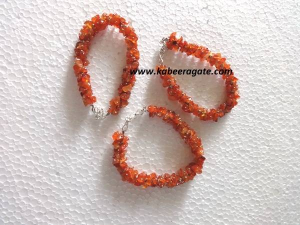 Red Carnelian Strings Bracelets