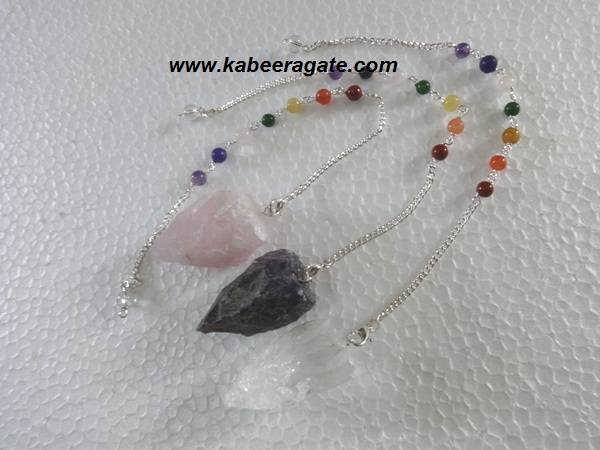 RAC Cluster Pendulums With Chakra Chain