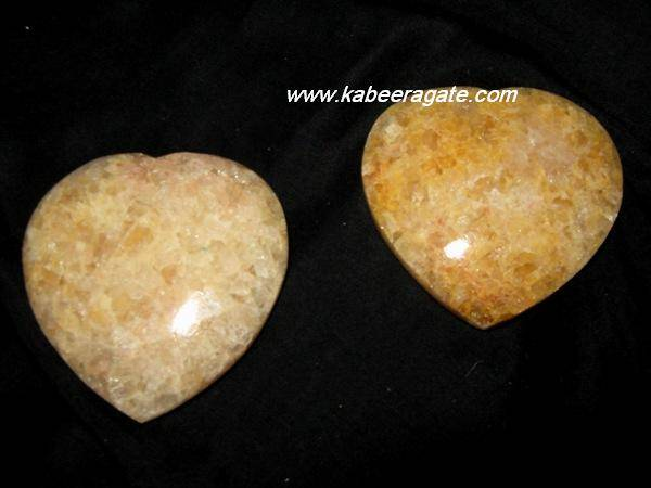 Golden Quartz Pub Hearts