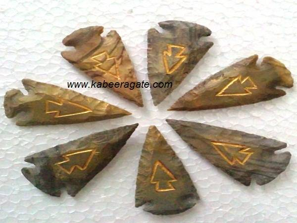 Engraved Arrowheads