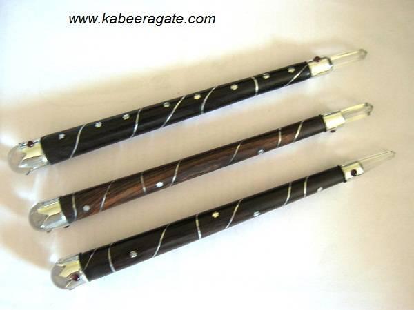 Rose Wood Plain Healing Stick