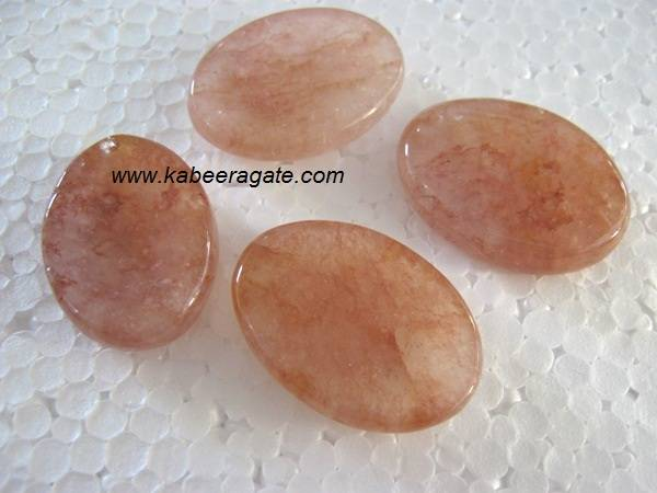 Orange Aventurine Worry Stones