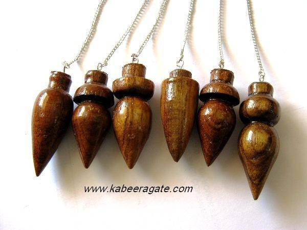 Mix Wooden Pendulums