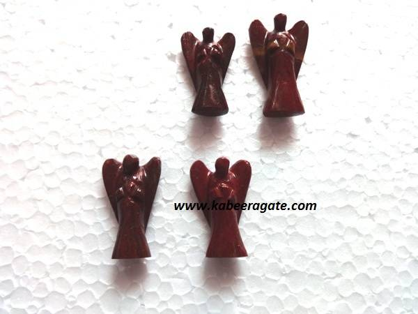 Red Jasper Angels