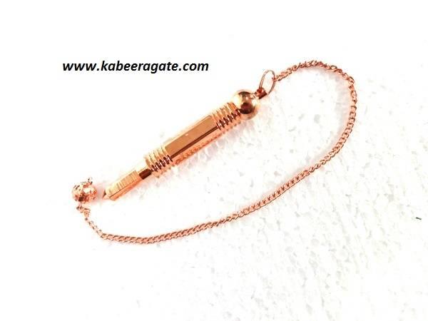 Bronze Stick Pendulums