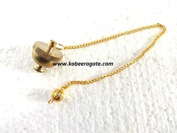 Golden Bell Pendulum