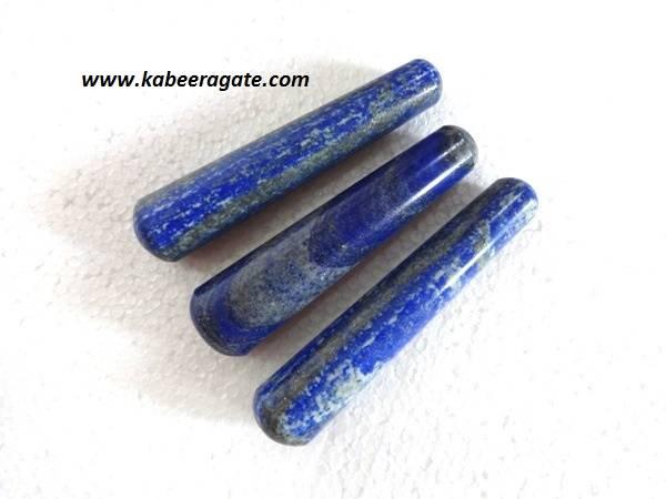 Lapiz Lazuli Smoth Massage Wands