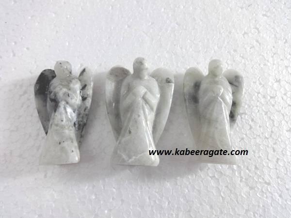 Rainbow Moonstone Angels