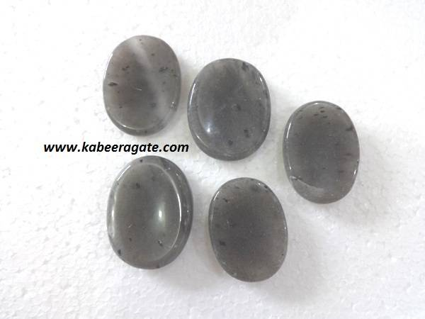 Grey Aventurine Worry Stones