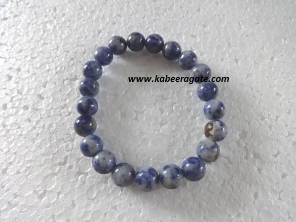 Sodalite Elastic Bracelets