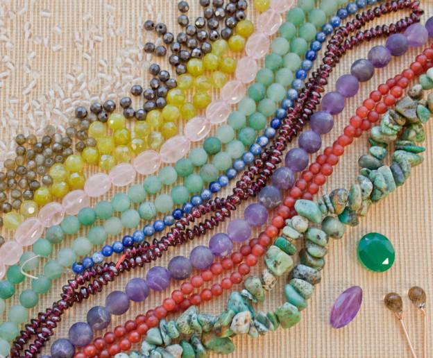 Precious Stones Jewelries