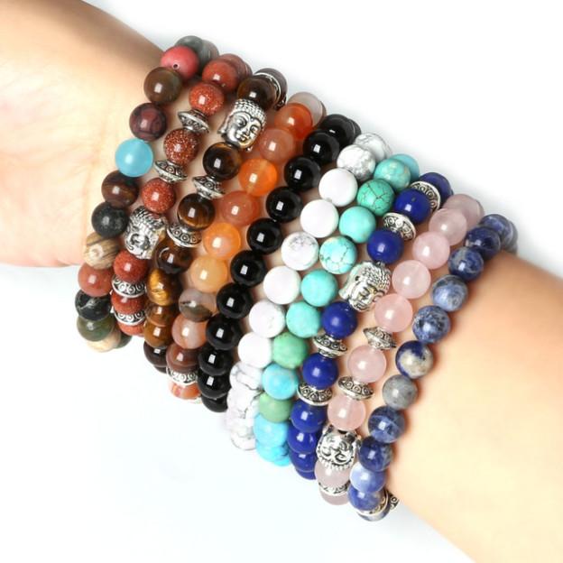 Semi Precious Stones Jewelries