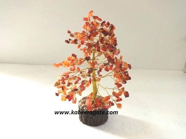 Hand Crafted Gemstone Trees